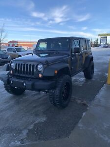 JEEP Willy's Edition