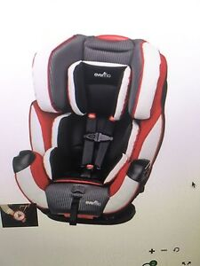 Evenflo symphony 65 all in one car seat