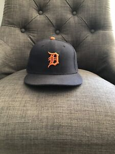 Detroit Tigers New Era 59Fifty