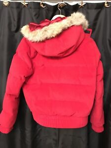 Ecko Red Down Filled Jacket