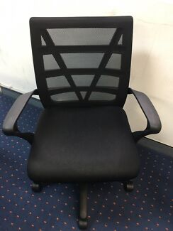 Free Used Office Chairs x10