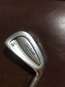 Titleist 990-B Irons 3-PW w Golfpride Multicompound grips