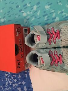 Girls size 12 Nikes and school bag Parkwood Canning Area Preview