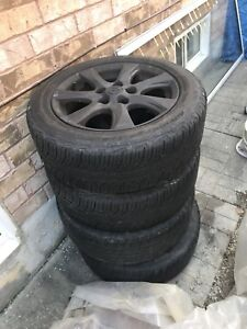 16 inch rim and tire