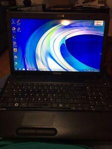 EUC Toshiba Laptop