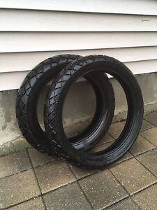 Motorcycle tires Continental TKC 70's