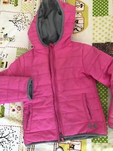 Girls Fall Jacket Size 5, Under Armour
