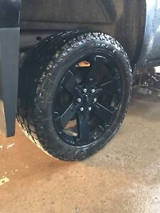 """For trade or sale gm 22"""" wheels"""