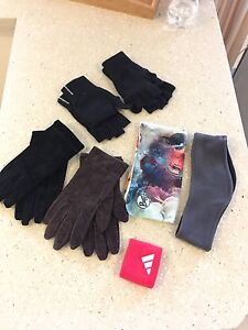 Gloves, mitts, ear warmer band, Buff Palmerston Gungahlin Area Preview