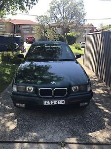 BMW E36 328i convertible Georges Hall Bankstown Area Preview