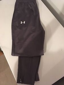 Men's Under Armour tapered legs