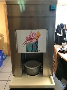 Machine à yogourt Yogurt  glacé Resfab 850$
