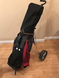 RAM Memorial Right handed golf clubs