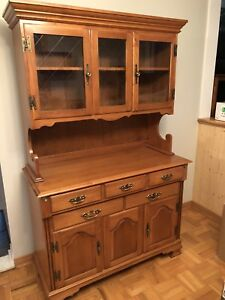 Hutch Furniture - Meubles Clapier