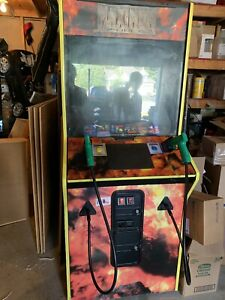 Maximum Force Arcade Machine