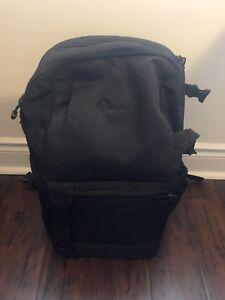 Lowepro DSLR Video Fastpack 250 AW (Black) camera bag