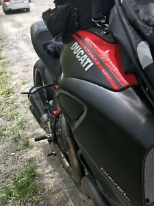 2012 Ducati Diavel Carbon