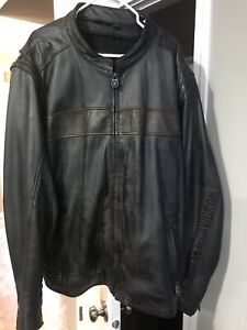 Willie g convertible leather coat special
