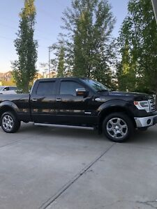 2014 King Ranch F150