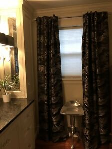 Decorative Curtain Panels