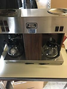 Used Bunn pour-omatic coffee maker