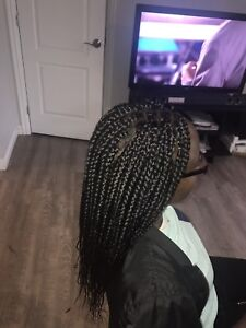 Need hair extensions? Need to braid your hair? Hit me up