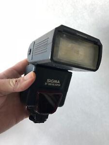 Flash Sigma (Canon) - 100 - Vivitar 283 -80 - Soligor free !