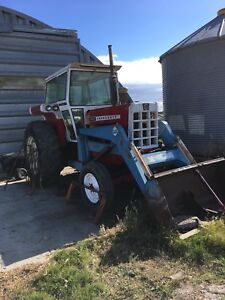 Cockshutt tractor for sale