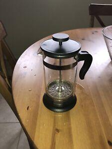 Like new french press