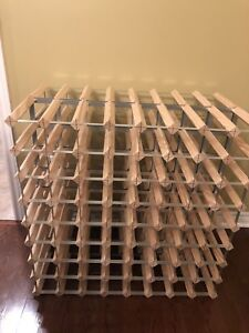 72-Bottle Wine Rack