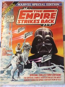 The empire strikes back comic special edition