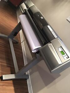 REVISED - HP 5500PS wide format UV printer