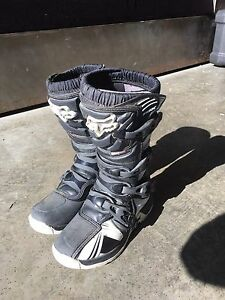 Fox  comp 5 youth motocross boots