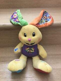 Fisher Price Laugh and Learn Bunny