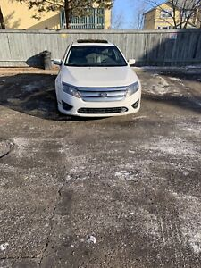 2010 Ford Fusion sel awd fully loaded with remote starter