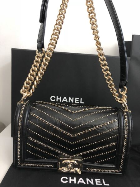 46a7585db7d Authentic Chanel Boy Bag BRAND NEW IN BOX   Bags   Gumtree Australia Canada  Bay Area - Five Dock   1204012799