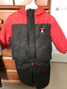 Size 2T and 3T snowsuits