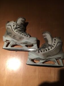 Bauer one 80 goalie skate