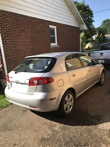 2007 Chevy Optra 5 for sale