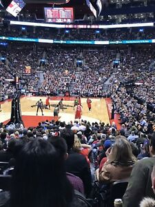 RAPTORS VS BOSTON CELTICS - FRI OCT 19 - 3RD ROW GOLDS