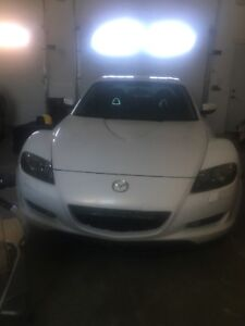 2008 madza RX8 LOW KMS!!