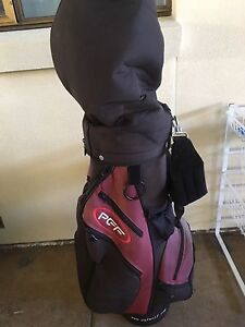 RH spalding golf clubs. PGF bag $160 Parafield Gardens Salisbury Area Preview