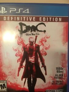 Devil May Cry Defenitive Edition