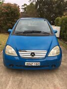 1999 Mercedes Benz A160 5 Months Rego Glenhaven The Hills District Preview