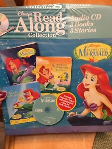 "READ ALONG ""The Little Mermaid "" Collection"