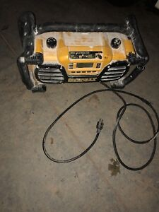 Dewalt worksite charger