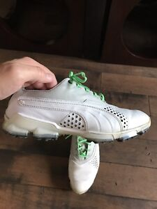 Men's Golf Shoes - Size 9 - Puma & Adidas