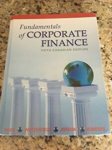 Fundamentals of corporate finance buy or sell books in ottawa fundamentals of corporate finance fifth edition for sale fandeluxe Images