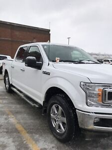2018 f150 lease takeover only 220 bi weekly ! 14 k kms.