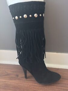GAME OF THRONES (DAENERYS) Halloween idea - GUESS boots (6.5)